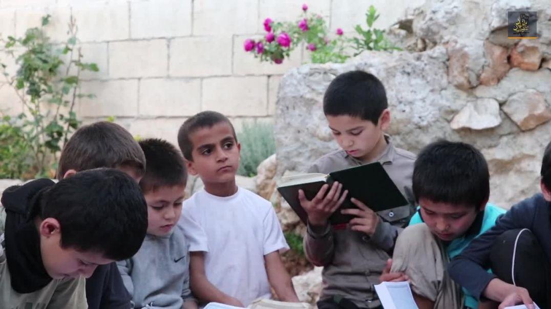 Тавҳид ва Жиҳод жамоатининг ёш болалар мадрасасида Рамазон ифтори
